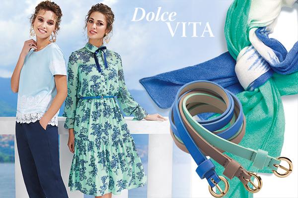 Коллекция женской одежды DOLCHE VITA