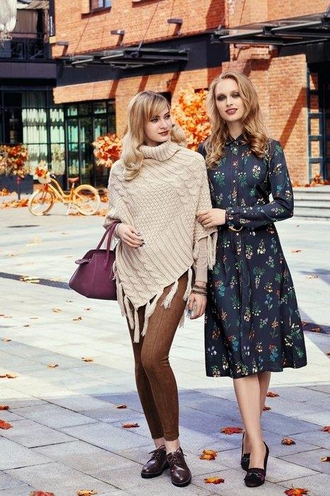 """Коллекция женской одежды """"Осенняя сказка"""""""